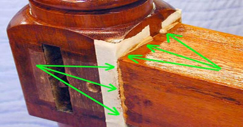 Sử dụng bột hàn the để chống mối mọt